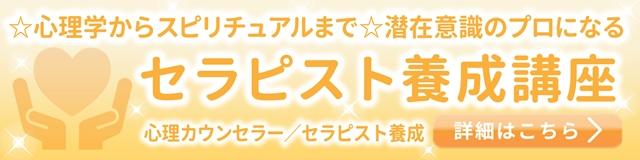 プロカウンセラー/セラピスト養成講座